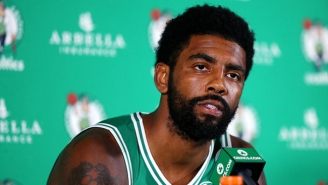 Danny Ainge Believes Kyrie Irving Can Be 'The Best Player In The World'