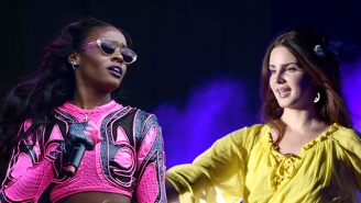 Before They Were Beefing, Azealia Banks And Lana Del Rey Were Actually Good Friends