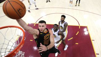 Larry Nance Jr. Has Reportedly Agreed To A $45 Million Extension With Cleveland