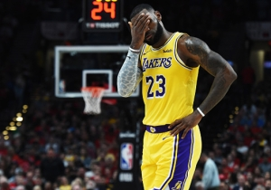 Danny Ainge Wonders If LeBron Is 'Taking The Donald Trump Approach' In Calling Himself The GOAT