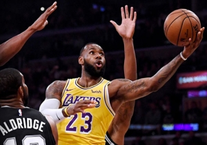 Make It, Take It: Lakers Get A Taste Of The Full Legend Of LeBron In Overtime Loss To Spurs