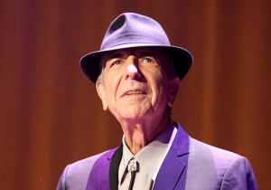 An Apt 2015 Poem Leonard Cohen Wrote About Kanye West Has Resurfaced
