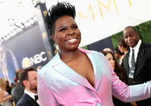 Leslie Jones Says She Hopes The 'Ghostbusters' Won't Star All Men