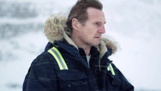 Liam Neeson Is A Revenge-Seeking Snowplow Driver In The 'Cold Pursuit' Trailer