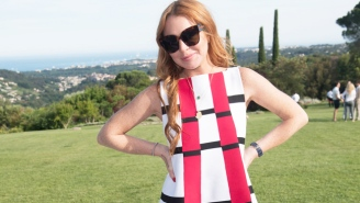 People Are Concerned About Lindsay Lohan After She Was Punched In The Face While Attempting To Kidnap Two Kids In Russia