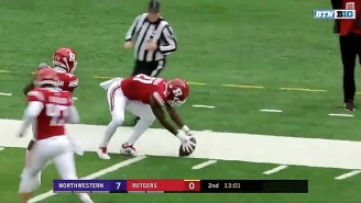 The High Point For Rutgers Football This Year Was This School-Record 79-Yard Punt