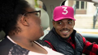 Chance The Rapper Went Undercover As A Lyft Driver To Give Back To His Hometown Of Chicago