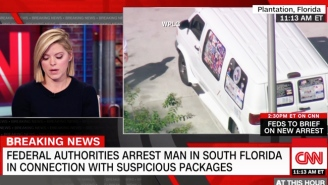 Authorities Have Arrested A Suspect In Connection To The Mail-Bombs Sent To Prominent Democrats And CNN