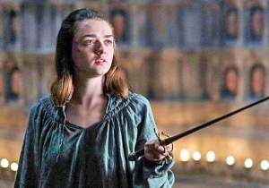 Maisie Williams Opens Up About Shooting Her Final Scene For 'Game Of Thrones'