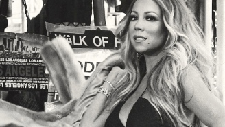 Mariah Carey Is In Love On Her Sultry New Single 'With You'