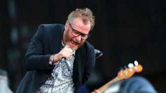 Watch The National Cover Cat Power At Their There's No Leaving New York Festival