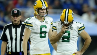 Mason Crosby Missed Five Kicks In A Packers Meltdown Against The Lions