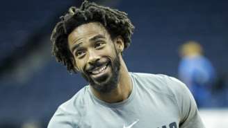 Mike Conley Enters This Season Feeling Like He Has 'Everything To Prove Again'