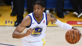 The Warriors Reportedly Requested The NBA Investigate The Cavs Signing And Releasing Patrick McCaw