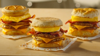 McDonald's Takes The Fun Out Of Menu Hacking With New Triple Decker Breakfast Sandwiches