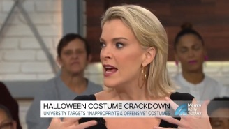 Megyn Kelly Doesn't Understand 'What Is Racist' About Dressing In Blackface