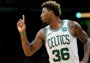 Marcus Smart Says Weird Celtics Twitter Is The 'Pick Up' He Needs Some Days