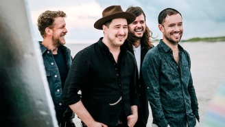 Mumford And Sons Share The Majestic Stadium-Ready Anthem 'If I Say'