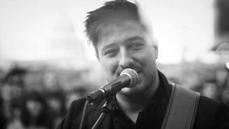 Mumford And Sons Perform For Some Lucky Fans In Their 'Guiding Light' Video