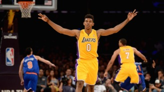 Nick Young Wants The Lakers To Know He's 'Right Here' After Their Opening Night Loss