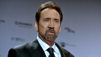 Nicolas Cage Got The Best Advice Of His Career While Watching Movies With Charlie Sheen