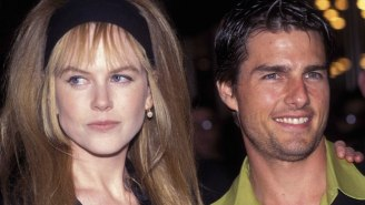 Nicole Kidman Says That Her Marriage To Tom Cruise Was 'Protection' Against Sexual Harassment
