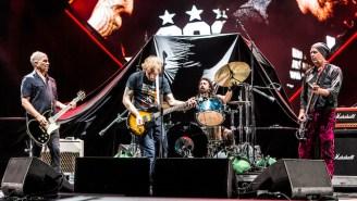 Nirvana's Surviving Members Reunited To Play Nirvana Songs At Cal Jam '18