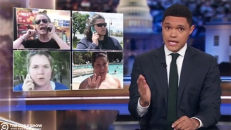 Trevor Noah Has Some Things To Say About White Women Weaponizing The Police Against Black People