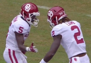 Oklahoma Received One Of The Weakest Unsportsmanlike Conduct Penalties You'll Ever See