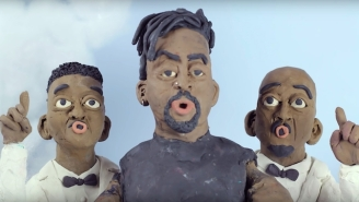 Open Mike Eagle Uses Claymation To Make A Statement In His Surreal 'Microfiche' Video
