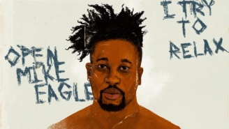 Open Mike Eagle Struggles With Indie Rap's Anxieties On 'What Happens When I Try To Relax'