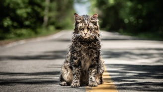 Don't Watch The Creepy 'Pet Sematary' Trailer With Your Pets (Or Kids)