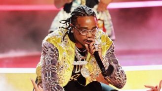 Quavo's 'Quavo Huncho' Misses The Top Spot On The Charts Thanks To Lady Gaga
