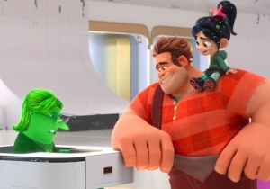 An Early, Behind-The-Scenes Look Into The Making Of 'Ralph Breaks The Internet'