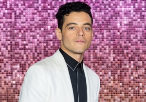 Rami Malek Is Mostly Unbothered By A Super Awkward Fan Video That Went Viral