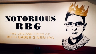 The Notorious RBG — Visiting The New Ruth Bader Ginsburg Museum Show