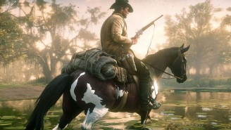The 'Red Dead Redemption 2' Launch Trailer Sets A Somber Tone