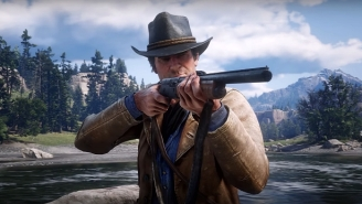 Here's How To Find The Wolf Man In 'Red Dead Redemption 2'