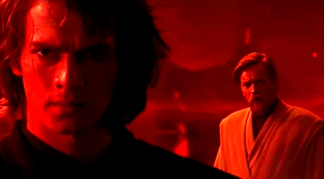 Star Wars Fans Had Fun Putting F Bombs Into Revenge Of The Sith