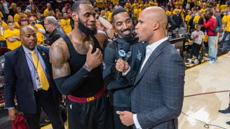 Richard Jefferson Will Become A Nets Analyst For The YES Network This Season