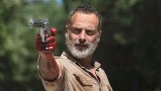A 'Walking Dead' Actor Offered An Update On The Rick Grimes Movies