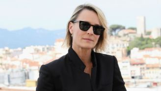 Robin Wright Says The 'House Of Cards' Ending Will 'Shock The Sh*t Out Of You'