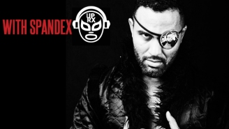 With Spandex Podcast Episode 51: Rocky Romero