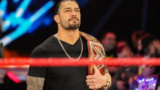 Roman Reigns Made A Heartbreaking Cancer Announcement On Raw