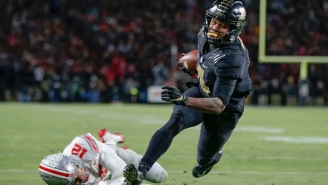 Purdue Absolutely Mashed Ohio State To End The Buckeyes Undefeated Season