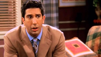 David Schwimmer Playfully Denies Being The Beer Thief Who Looks Like 'Ross' From 'Friends'