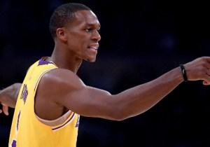Rajon Rondo 'Absolutely' Wants To Return To The Lakers Next Season