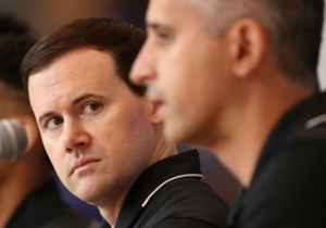 The Phoenix Suns Fired General Manager Ryan McDonough Days Before Season Opener