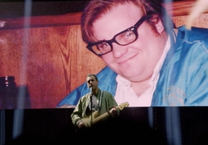 Adam Sandler's Musical Tribute To Chris Farley In His Netflix Special Will Make You Cry