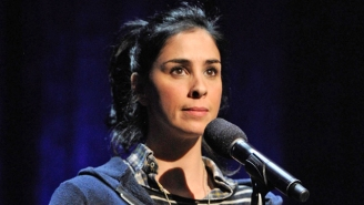 Sarah Silverman Says That Louis C.K. Used To Consensually Masturbate In Front Of Her